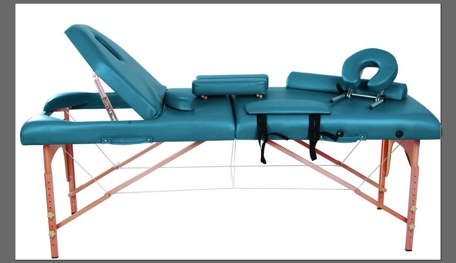 portable massage table intro